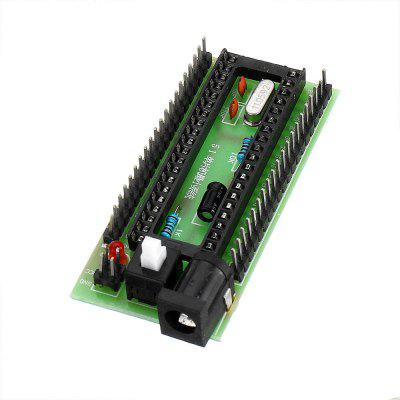 3pcs 51 Microcontroller Small System Board STC Development