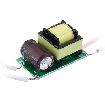 5pcs 4W 5W 6W  4-6W LED Driver Input AC 85-265V to DC 12V-24V Built-in Drive Power Supply Lighting for DIY Lamps