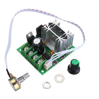 CCM6C Mini PWM DC Motor Speed Controller 6V 12V 24V 30V Stepless Regulating Switch Control  Module