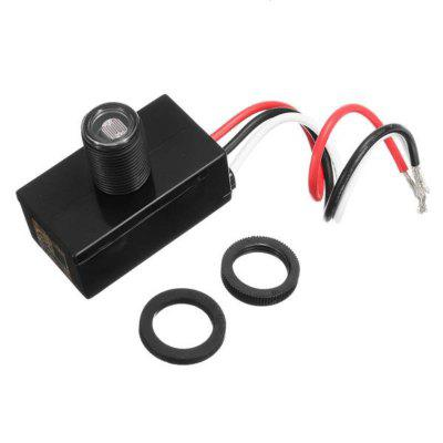 AC 120-277V Smart Photoelectric Induction Switch Light Control Photocell Dusk To Dawn Automatic LED Lamp Switching Sensor