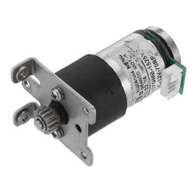 12v 70RPM All Metal Gear Hall Speed DC Motor