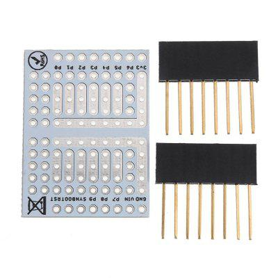 OpenMV OpenMV3 4 2Cam H7 M7 Hole Board Breadboard ProtoShield Expansion For OpenMV4 Camera Module