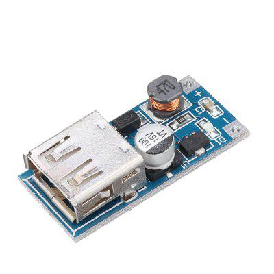 5pcs DC-DC 0.9V-5V to 5V 600mA USB Step Up Power Boost Module PFM Control Mini Mobile Booster
