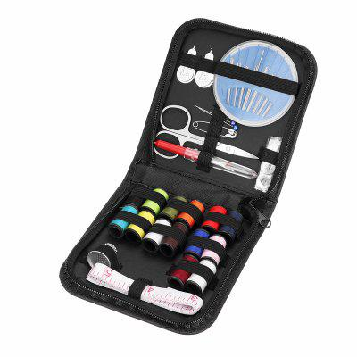 27 In 1 Essential Sewing Tools Kit Needlework Box Set For Domestic DIY