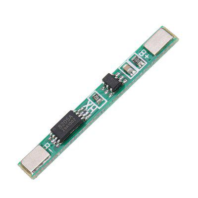 5pcs 1S 3.7V 2A li-ion BMS PCM 18650 Battery Protection Board PCB for Lithium ion li