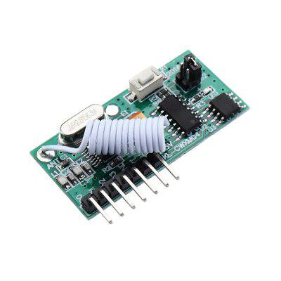 315MHz Wireless Receiving Control Module Superheterodyne Remote Switch