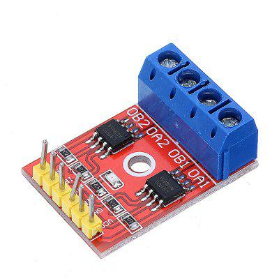3pcs L9110S H-bridge Dual DC Stepper Motor Driver Board Module L9110  for Arduino - products that work with official bo