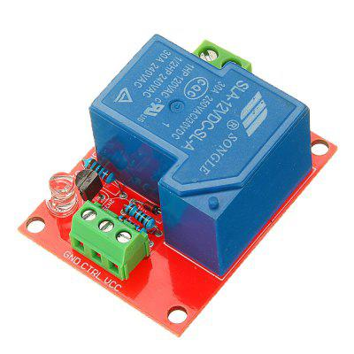 12V 30A 250V 1 Channel Relay High Level Drive Module Normally Open Type BESTEP for Arduino - products that work with official boards