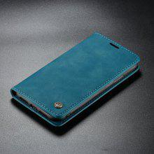 CaseMe Retro Leather Purse Case for IPhone 11 Pro X XR XS Max Magnetic Wallet Card Cover for IPhone 8 7 Plus