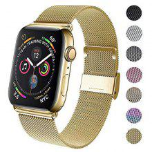 Colorful Band Compatible for Apple Watch Band 38mm 40mm 42mm 44mm Wristband Loop Replacement Band for Iwatch Series 4 3 2 1
