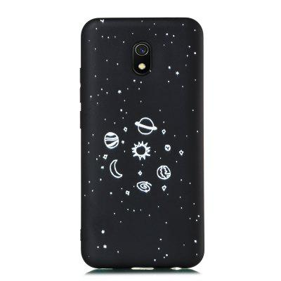 Moon Starry Sky Case for Redmi Note 9 Pro Note8 Pro Note9s Redmi 8 8A K30 Pro Case Soft TPU Case for Xiaomi 10 10Pro 10lite