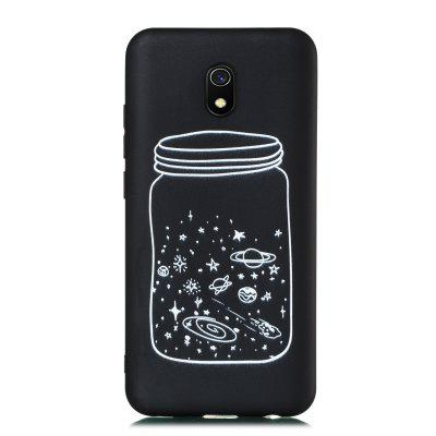 Moon Starry Sky Case for Redmi Note 9 Pro Note8 Note9s 8 8A K30 Soft TPU Xiaomi 10 10Pro 10lite