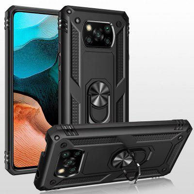 Armor Car Magnetic Cover for POCO F2 Pro Case Xiaomi 10 10Pro Ultra 9T Note10 Redmi Note 9S Max