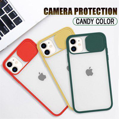 Camera Protection Phone Case for IPhone 12 Mini Pro Max 11 SE 2020 XS XR X 7 8 Plus Shockproof Matte Soft Back Cover