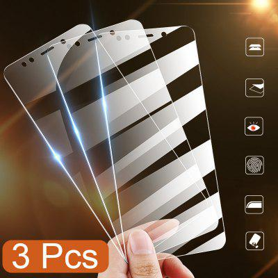 3PCS Tempered Glass Suitable for Redmi Note 9S 9Pro 9 Screen Protection Full Cover Film 8 8T 8Pro POCO X3 F2 Pro