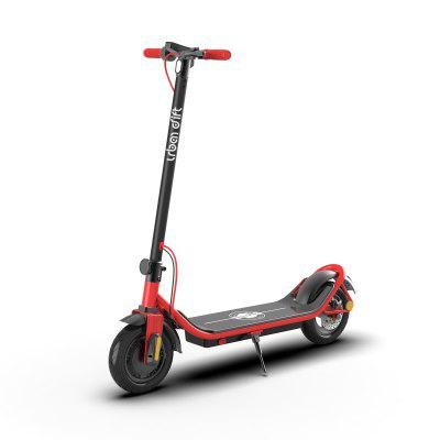 Urban Drift S006 Electric Scooter for Adult Teens 10inch Pneumatic Tire Big Wheel 350W Powerful Motor 15.5Mph 18.5Miles Kick Commuting
