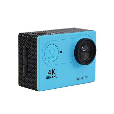 4K Outdoor Sports Camera Tubele H9 Sports DV WIFI Waterproof Camera Image