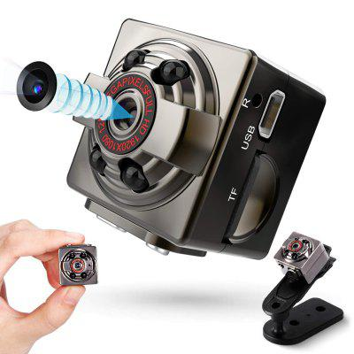 SQ8 Mini DV Camera 1080P Full HD Car Sports IR Night Vision DVR Video Recorder weifeng wf 717 professional video camera