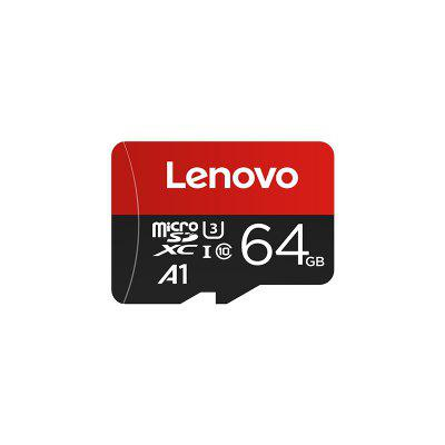 Lenovo 64g Memory Card Class10 High Speed Micro SD Mobile Phone TF  32g New Performance Monitoring