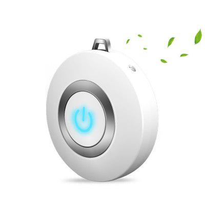 Personal Air Purifier Necklace Wearable Mini Portable Negative Ion Generator for Adults Kids