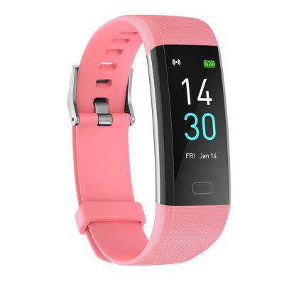 2020 NEW S5 Colorful Smart Band Waterproof Bracelet Fitness Activity Tracker Compatible With Iphone IOS Android XIAOMI HUAWEI VIVO SAMSUNG Smart Phone