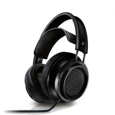 Original Philips headset Fidelio X2hr Headphones Voted Best Product In 2015 With 50 Mm High-power Drive 3meters Line Length