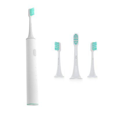 Original T300 Sonic Electric Toothbrush Rechargeable Intelligent High Frequency Vibration Deep Cleaning