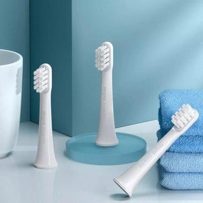 Original  Mijia T100 Toothbrush Replacement Teeth Brush Heads Electric Oral Deep Cleaning Sonicare