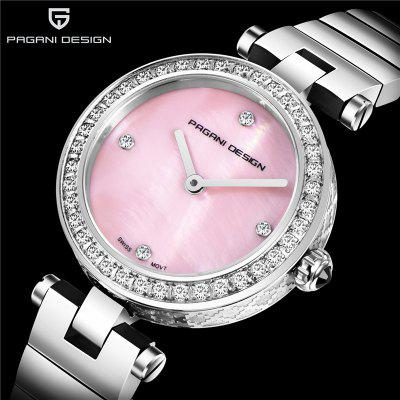 PAGANI DESIGN 1648 Women Watches Luxury Quartz Wristwatch Fashion Casual ladies Watch Sports Watches Dress