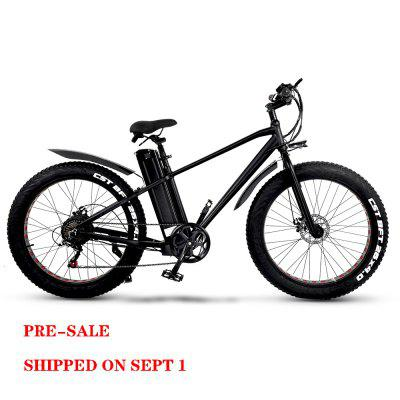 Pre-sale CMACEWHEEL KS26 Inch Variable Speed E-bike 48V/20Ah 750W WithStrong Power Image