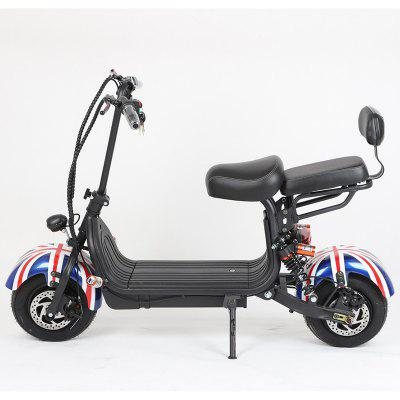 New Electric Scooter Mini Portable Folding Factory Direct Wholesale Customization