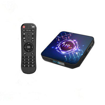 HUACHEN  H9X3 Android 9.0 TV BOX 2020 Amlogic S905X3 4GB RAM 32GB 64GB ROM Media Player 2.4G 5G wifi Bluetooth 4K UHD Smart Set Top Box Image