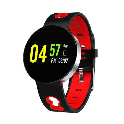 Bluetooth Sports Smartwatch Color Display Heart Rate Blood Pressure Monitor Fitness Tracker