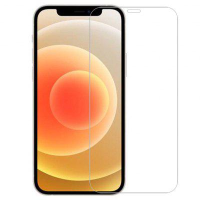 10pcs ASLING 2.5D 9H Full Coverage Tempered Glass Screen Protector for iPhone 12 Mini/iPhone 12/iPhone Pro/iPhone Pro Max