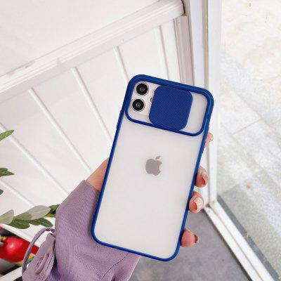 Camera Lens Protect Phone Case For iPhone 11 12 Pro Max X XS XR Mate Clear Hard PC Cover Mini 6 6s 7 8 Plus