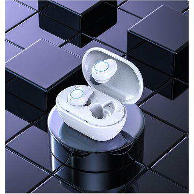 Фото - ASLING A1 Bluetooth Headset New TWS5.0 Binaural with Charging Compartment True Wireless True Stereo in-ear desmond led light wireless bluetooth headset