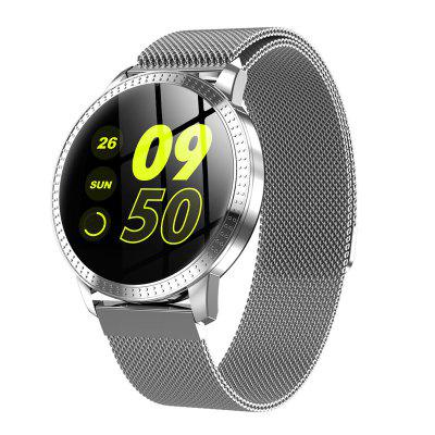 Jeaper CF18 Strap Watch-Band Blood Pressure Heart Rate Watch Sleep Monitor Fitness Tracker Smart Band for Samsung Galaxy Huawei