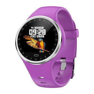 Jeaper Waterproof Smart Sport Watch M8 Men Heart Rate Smartwatches Women Blood Pressure Fitness Tracker Color Screen Android IOS Band