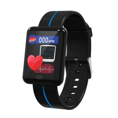 Jeaper Waterproof Smart Watch F5 Color Screen Heart Rate Bracelet Fitness Tracker Sleep Monitor Band Sport Activity Watches for Xiaomi Huawei original smart watch heart rate fitness tracker smart bracelet wristband watch sleep monitor life waterproof long standby