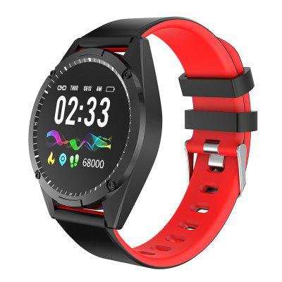 Jeaper Smart Watch G50 Android IOS Heart Rate Bracelet Blood Pressure Fitness Tracker Waterproof Color Screen Men Women MultiSport Band b88 men women fitness tracker watch heart rate blood pressure calorie counter female physiological cycle tracker bracelet gift