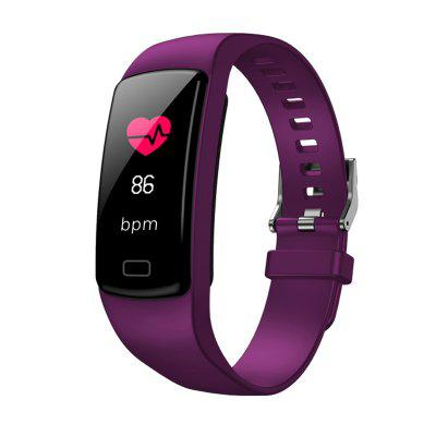 Jeaper Smart Bracelet Y9 Color Screen Sports Band Sleep Monitor Blood Pressure Bracelet Heart Rate Fitness Tracker Android IOS Xiaomi