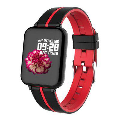 Smart Watch B57 Waterproof Heart Rate Sports Band Blood Pressure Fitness Tracker Call Message Smart Bracelet For IOS Android