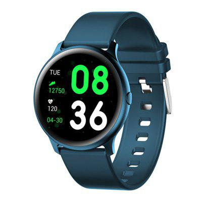 Jeaper KW19 Women Android Smartwatch Fitness Tracker Heart Rate Blood Pressure Men Sleep Band IOS Smart Clock Sport Alarm Watch