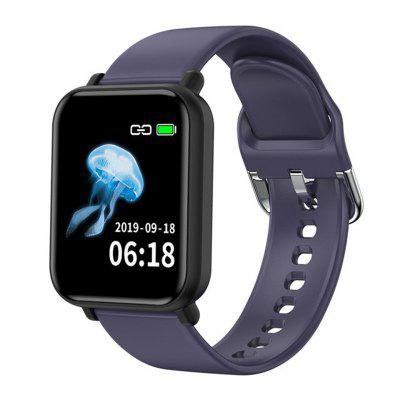 Jeaper Full Touch Smart Watch R7 Women Fashion Ladies Heart Rate Monitor Fitness bracelet Men Sport Smartwatch for Android IOS