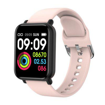 Jeaper Smart Sport Watch R16 Adult Blood Pressure Heart Rate Bracelet Sleep Fitness Tracker Color Waterproof Band for Android IOS