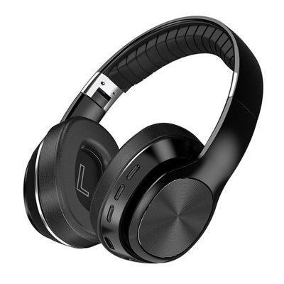 Jeaper VJ320 Wireless HiFi Headphones Bluetooth 5.0 Foldable Headset Support TF Card AUX FM Radio Stereo With Mic Deep Bass