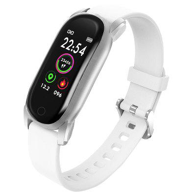 Jeaper Smart Watch YH6 Waterproof Bluetooth Heart Rate Smart Bracelet Fitness Tracker Call Message Clock Women Girl Band for Android IOS Phone runfengte smart watch wristband bluetooth call men women sport clock oximeter heart rate monitor low power intelligent mobile watch tracker for phone