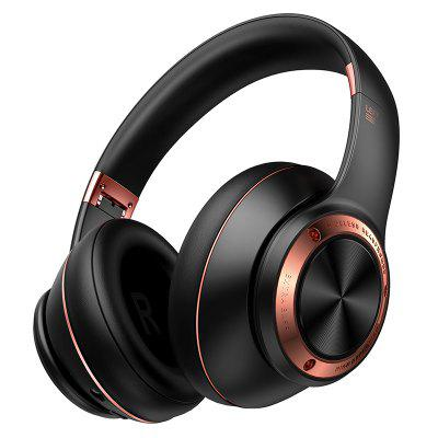 B27 Wireless Bluetooth Headphone Low Latency Gaming Foldable Stereo Earphone with Mic Over Ear Headset for Phone PC mixcder e7 wireless headphone hifi active noise cancelling bluetooth v5 0 headphone anc over ear headset for phone