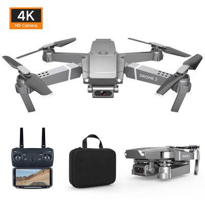 E68 WiFi FPV Drone 2.4GHz RC Drone Mini RC Helicopter Drone 6-Axis Gyro 4 Channels Quadcopter With 720P/1080P/4K HD Camera  Gesture Control newest jumper cx 91 5 8g fpv rc quadcopter racing drone with 720p hd camera vs cx22 x380 model rc helicopter