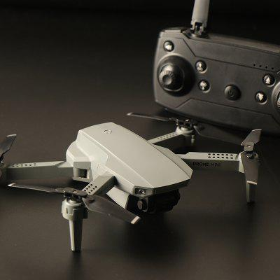 E88 RC Drone 4K HD Dual Camera Foldable Profesional Quadcopter WiFi FPV Kids Toys Gift Hight Set Aircraft Helicopter with 1080P Single Camera newest jumper cx 91 5 8g fpv rc quadcopter racing drone with 720p hd camera vs cx22 x380 model rc helicopter
